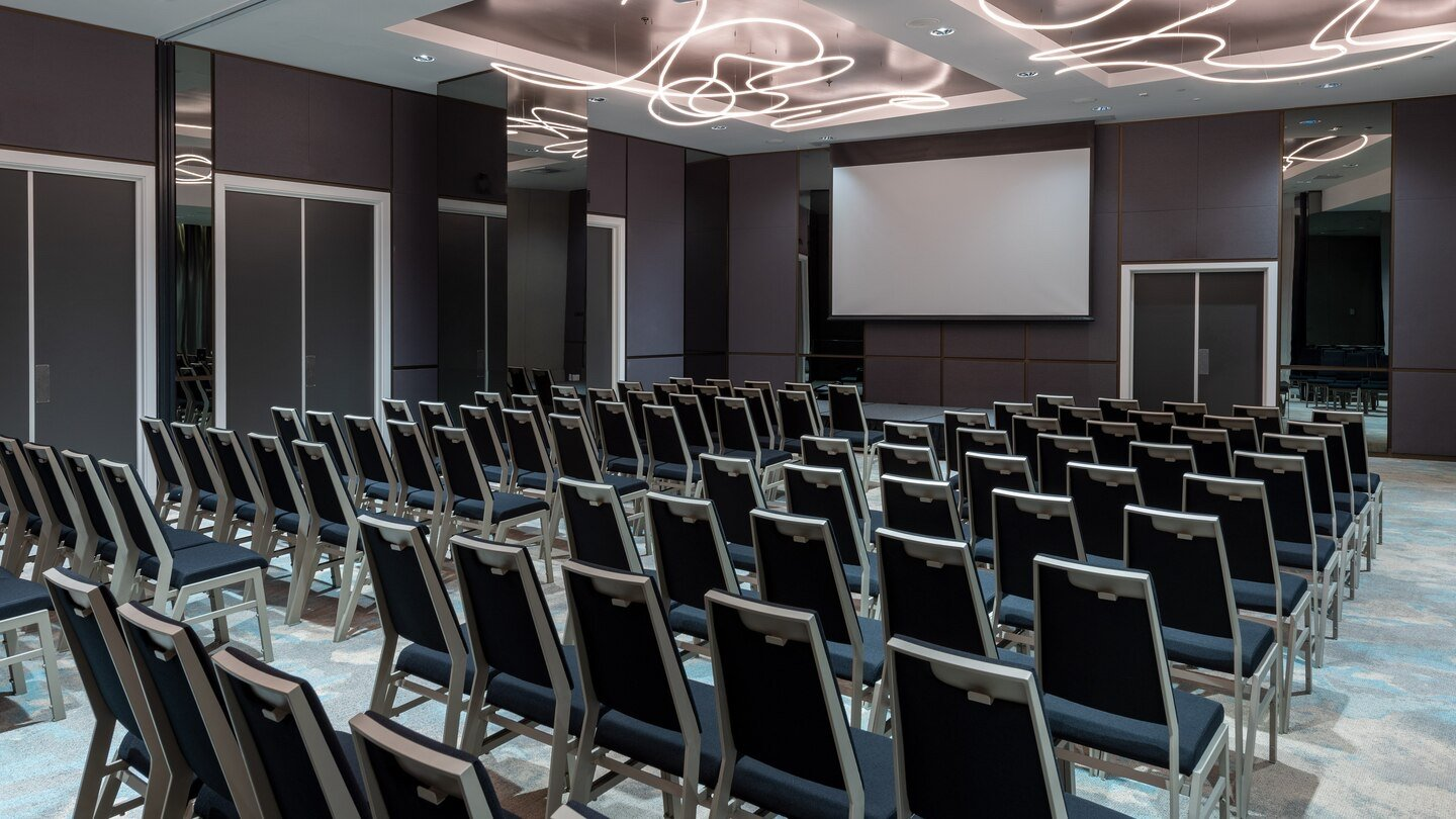 4 star Hotel ballroom at Four Points by Sheraton Hotel in Auckland CBD