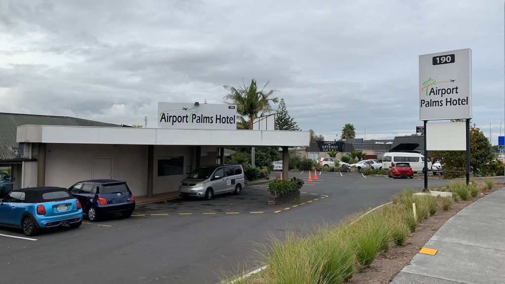Airport Palms Hotel Auckland Airport