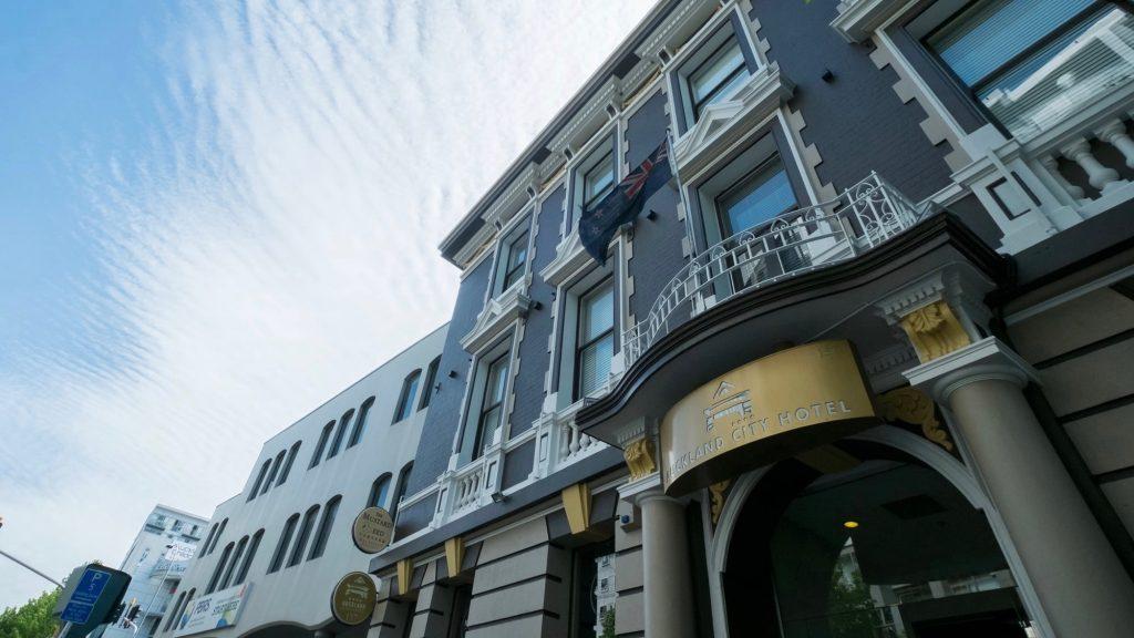 3 star Auckland City Hotel