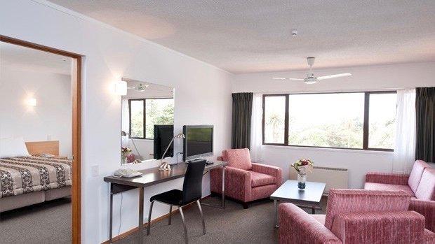 Auckland Rose Park Hotel Premium Room