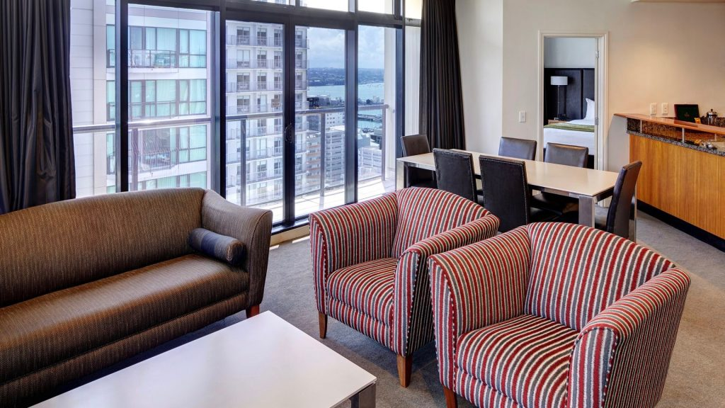 City Life Hotel Auckland Executive Suite