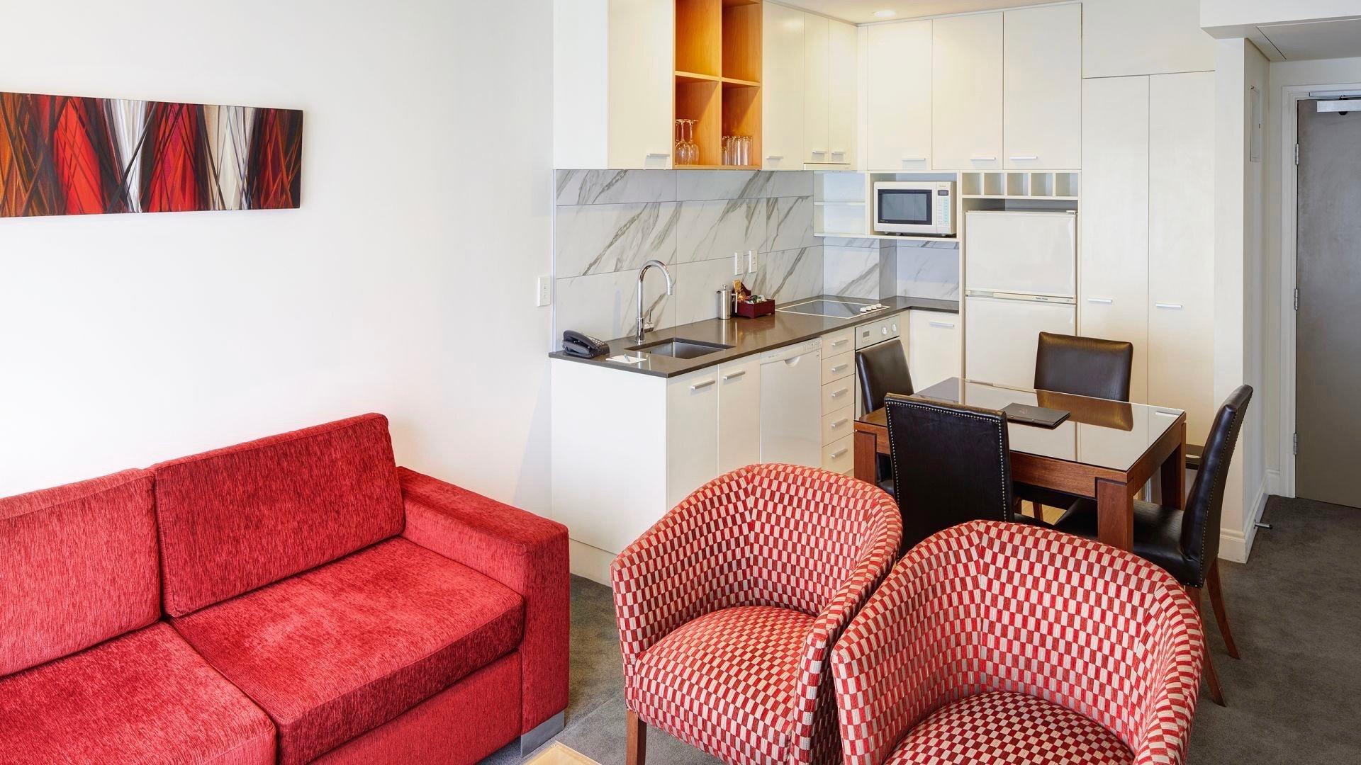 City Life Hotel Auckland Suite