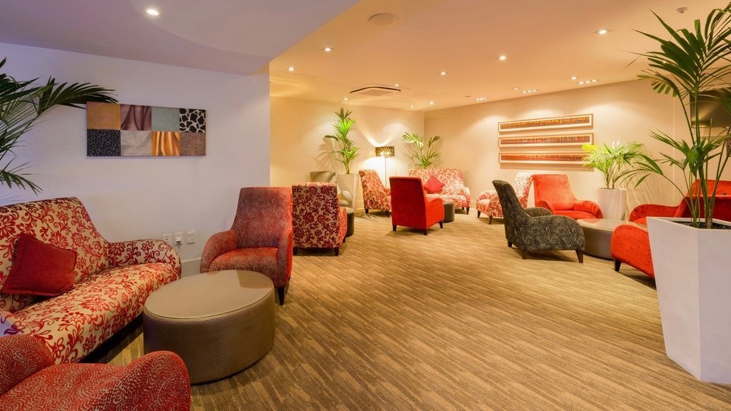 Copthorne Hotel Lounge in Auckland