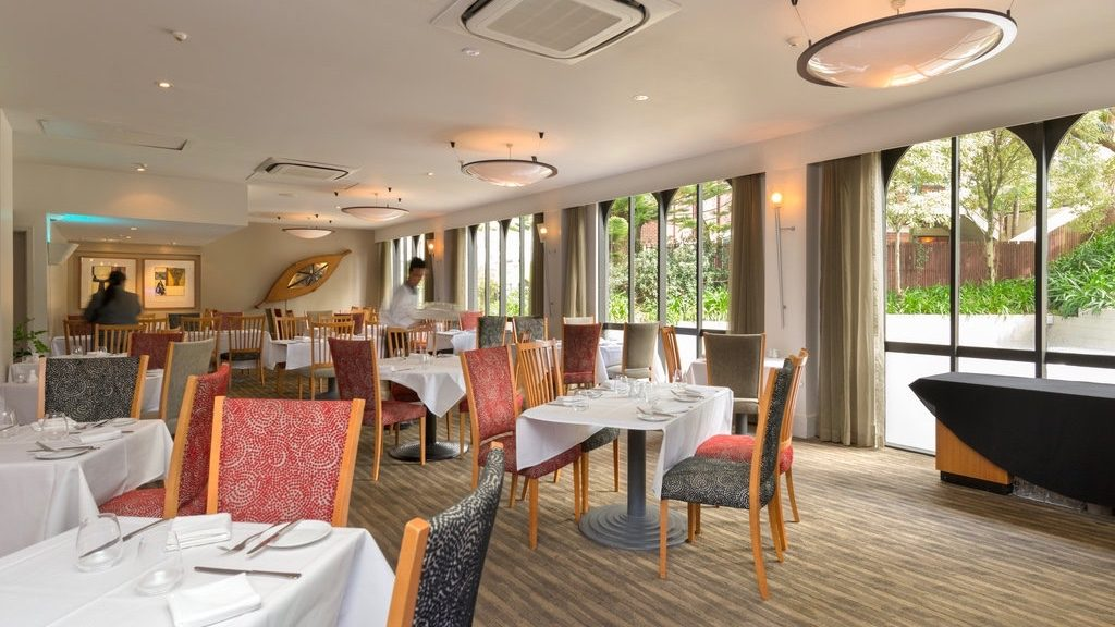 Restaurant at Copthorne 4 star hotel in Auckland CBD for Families and Business Travelers