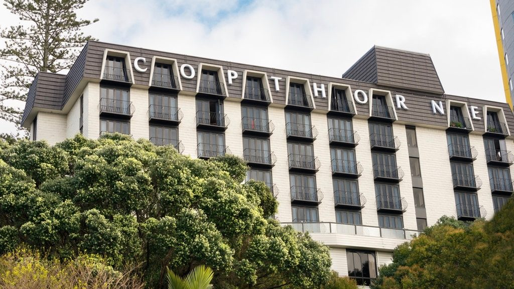 Copthorne 4 star business hotel in Auckland CBD for Families and Business Travelers