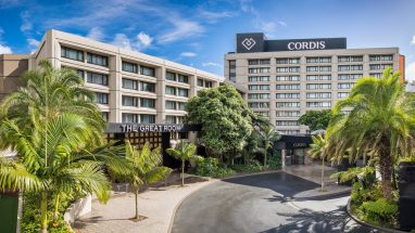 The 5 star Cordis Auckland Hotel is one of the best hotels in central Auckland.