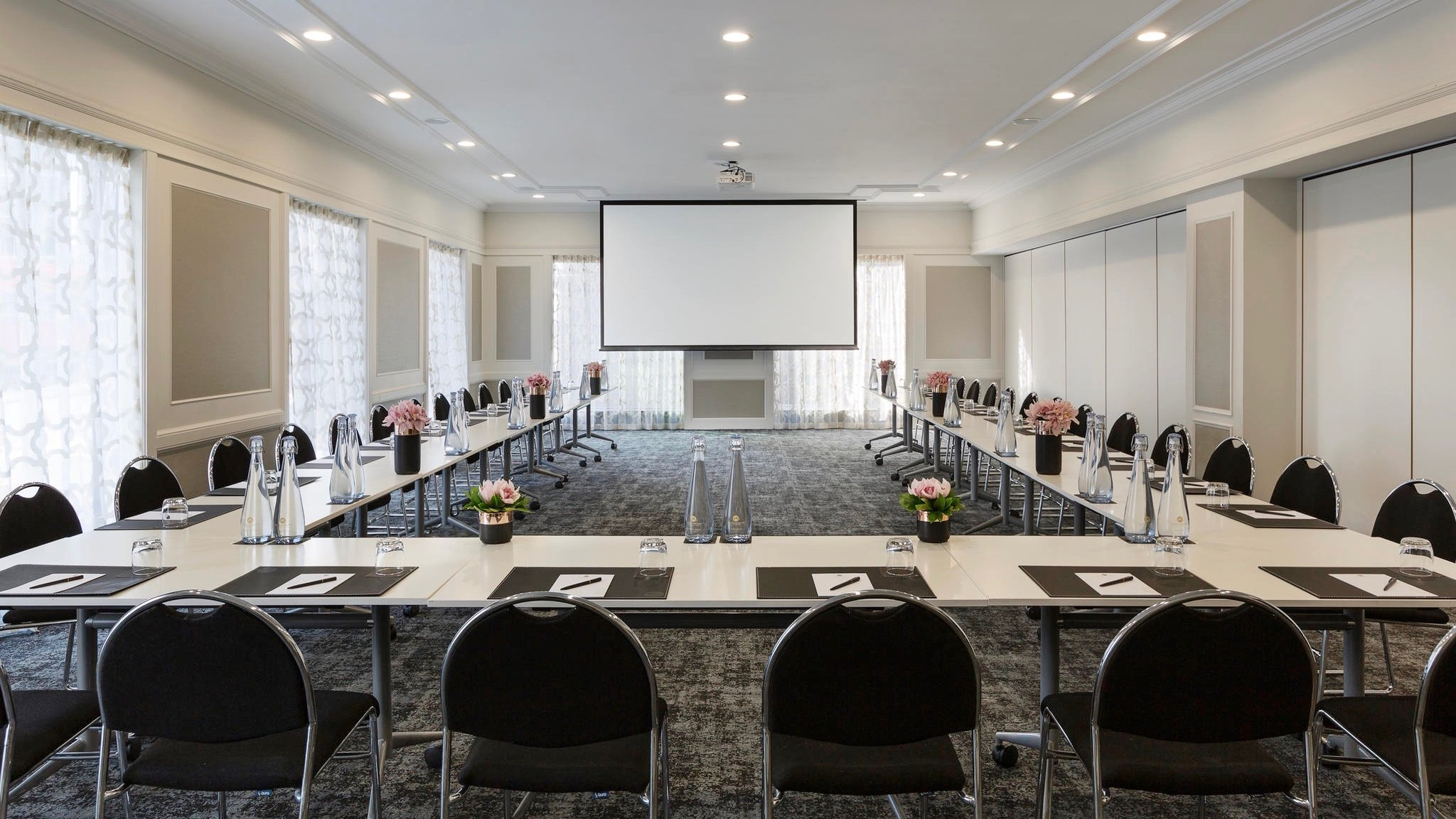 Meeting Room at Grand Mercure Auckland Hotel
