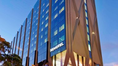 4 star Novotel Auckland Airport Hotel