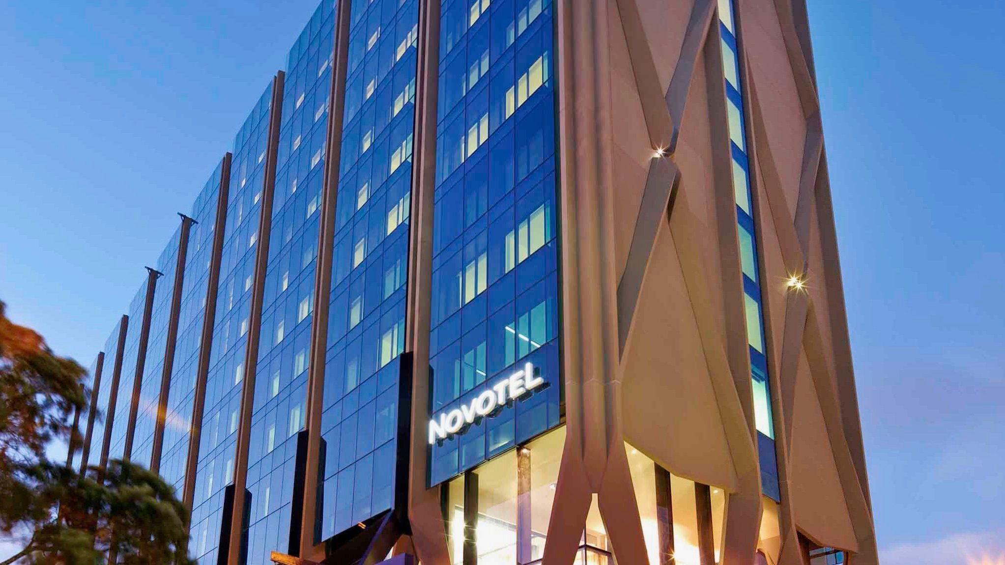 4 star Hotel Novotel Auckland Airport