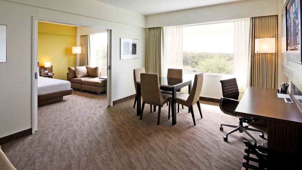 4 star Novotel Auckland Ellerslie Hotel