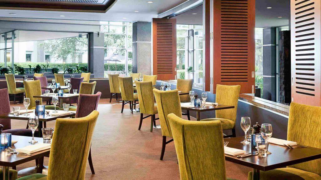 Novotel Auckland Ellerslie Hotel restaurant