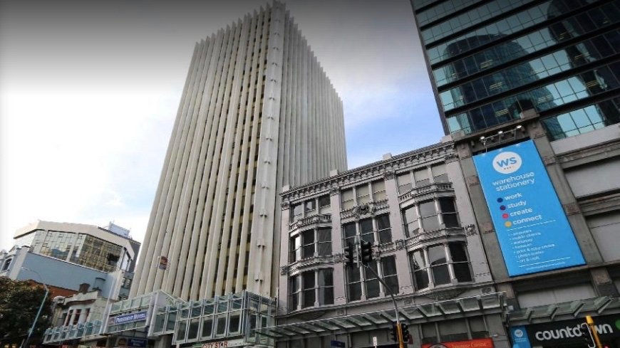 Cheap 3 Star President Hotel in Auckland CBD