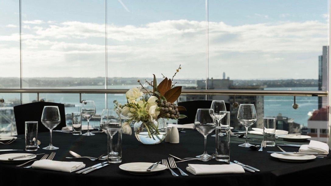 Rydges Hotel Auckland Restaurant Dining