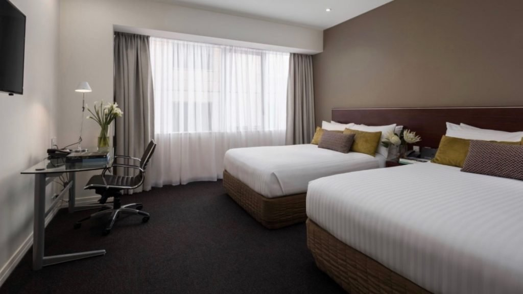 Rydges Hotel Auckland Room Double
