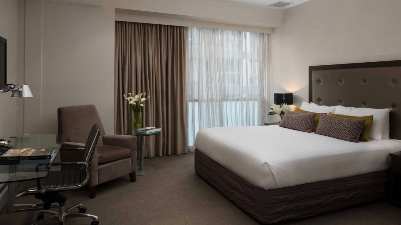 Rydges Hotel Auckland Room