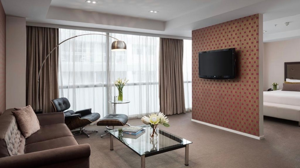 Rydges Hotel Auckland Suite Large