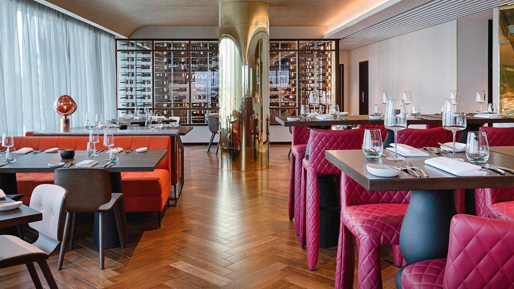 SO/ Hotel Restaurant Auckland