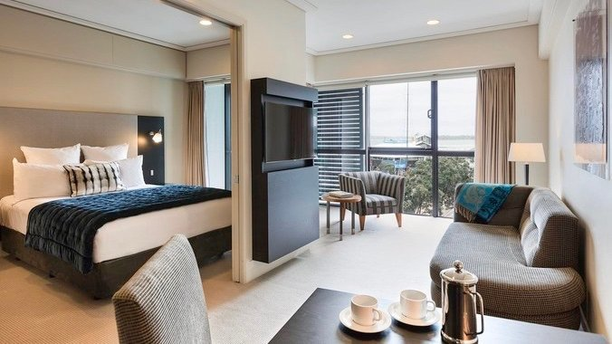 The Sebel Hotel Viaduct Harbour Suite