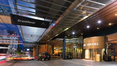 SkyCity Grand Hotel Best Auckland City Centre Business and Family Hotel