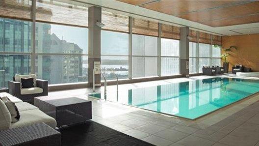 Stamford Plaza Auckland Hotel Pool