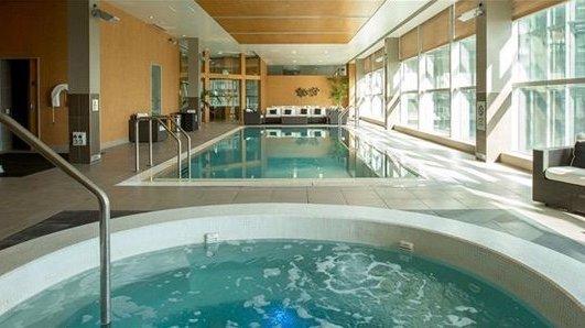 5 star Stamford Plaza Hotel Auckland Pool 2