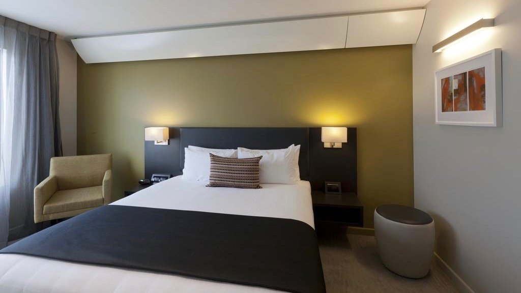 Sudima Auckland Airport Business Hotel Room