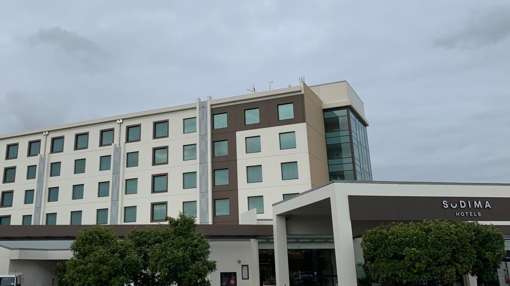 Sudima Hotel Auckland Airport 4 star business trip accommodation