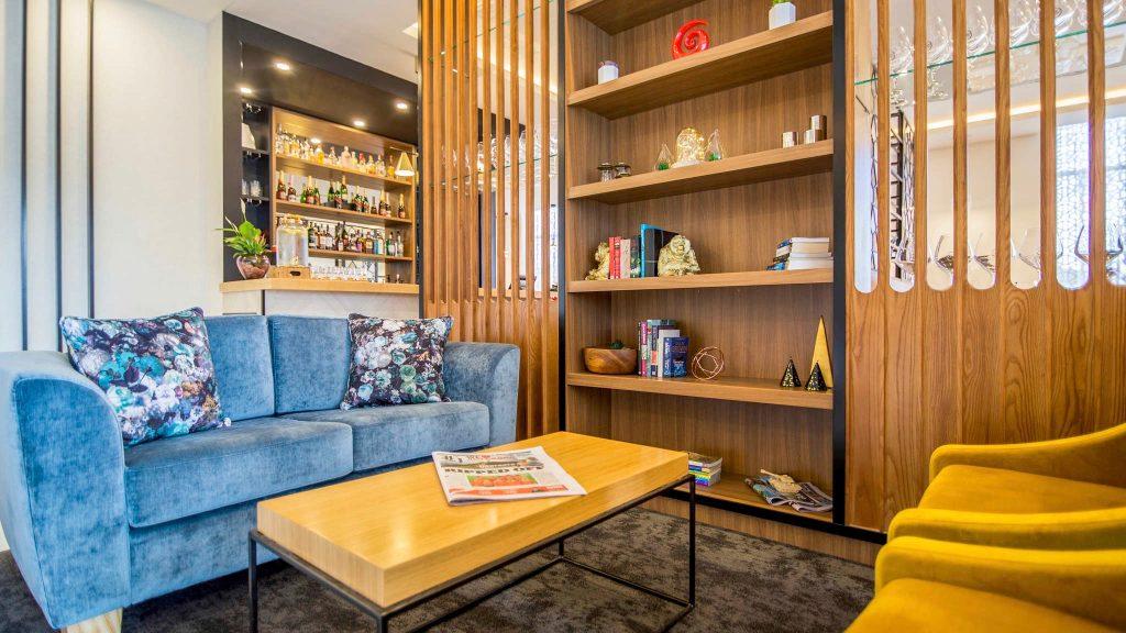 The Sebel 4 Star Hotel Manukau Lounge