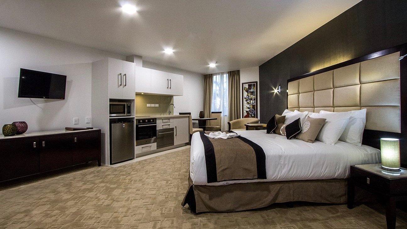 VR Queen Street Hotel Deluxe King Suite