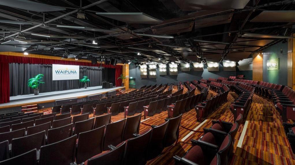 Waipuna Hotel Conference Centre theatre