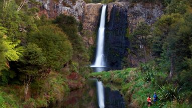 Hunua Falls, Hunua Ranges, Auckland, New Zealand
