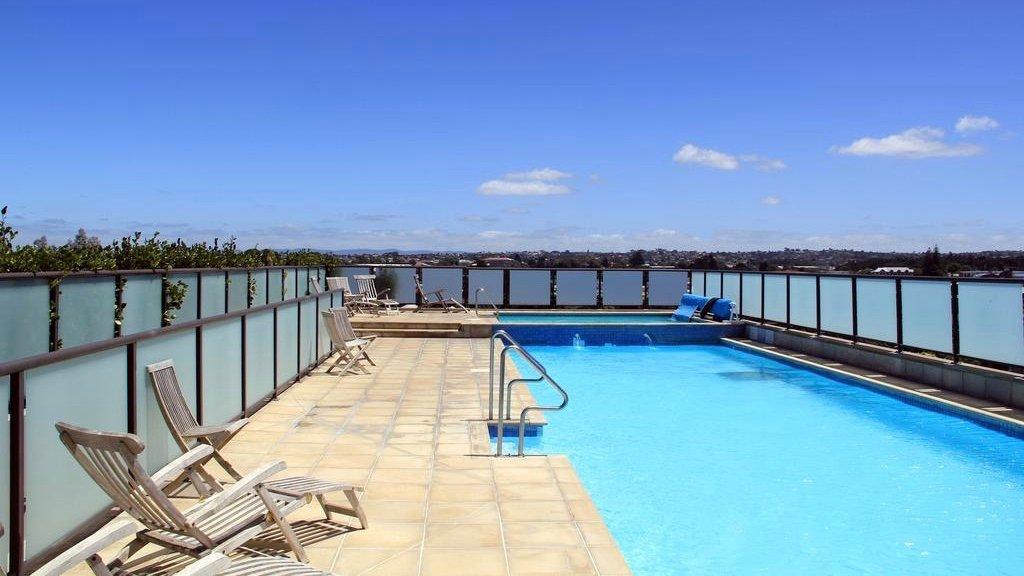 spencer on byron hotel pool