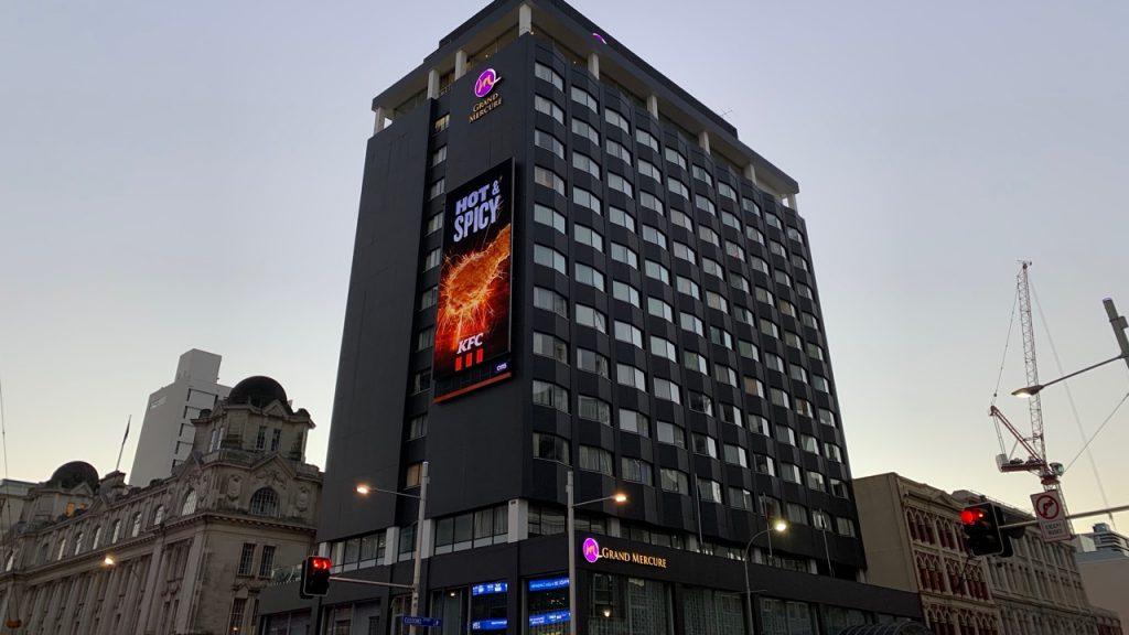 Grand Mercure 5 Star Hotel in Britomart Auckland CBD