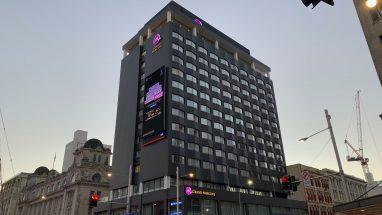 Grand Mercure 5 star Hotel Auckland CBD Britomart
