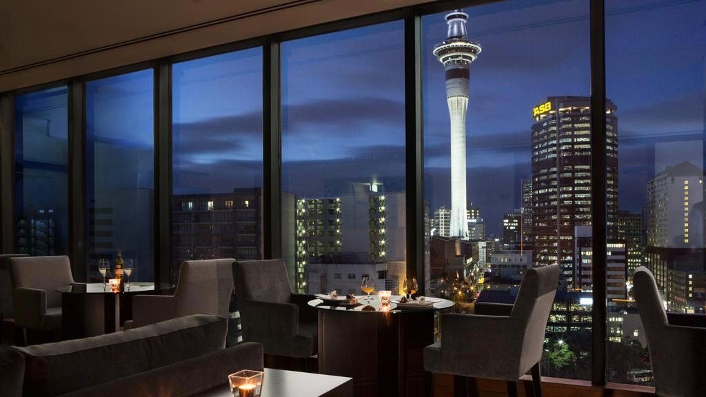 Dining room at Grand Millennium 4 star family Hotel in Auckland CBD