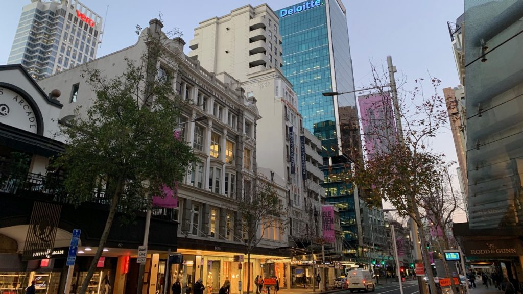 Grand Windsor Hotel in Auckland CBD 5 Star Luxury Boutique