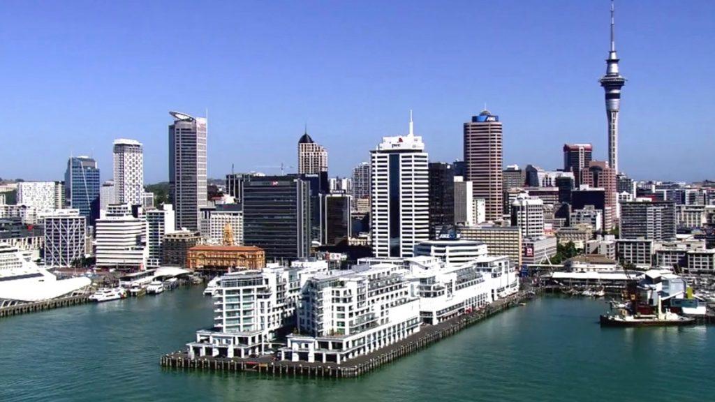 Hilton Hotel Viaduct Harbour Auckland