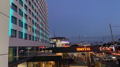MSocial 4 star Viaduct Hotel Morning