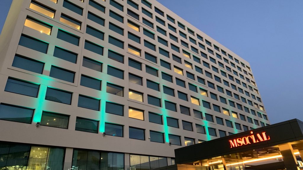 M Social Hotel 4 star in Viaduct Harbour