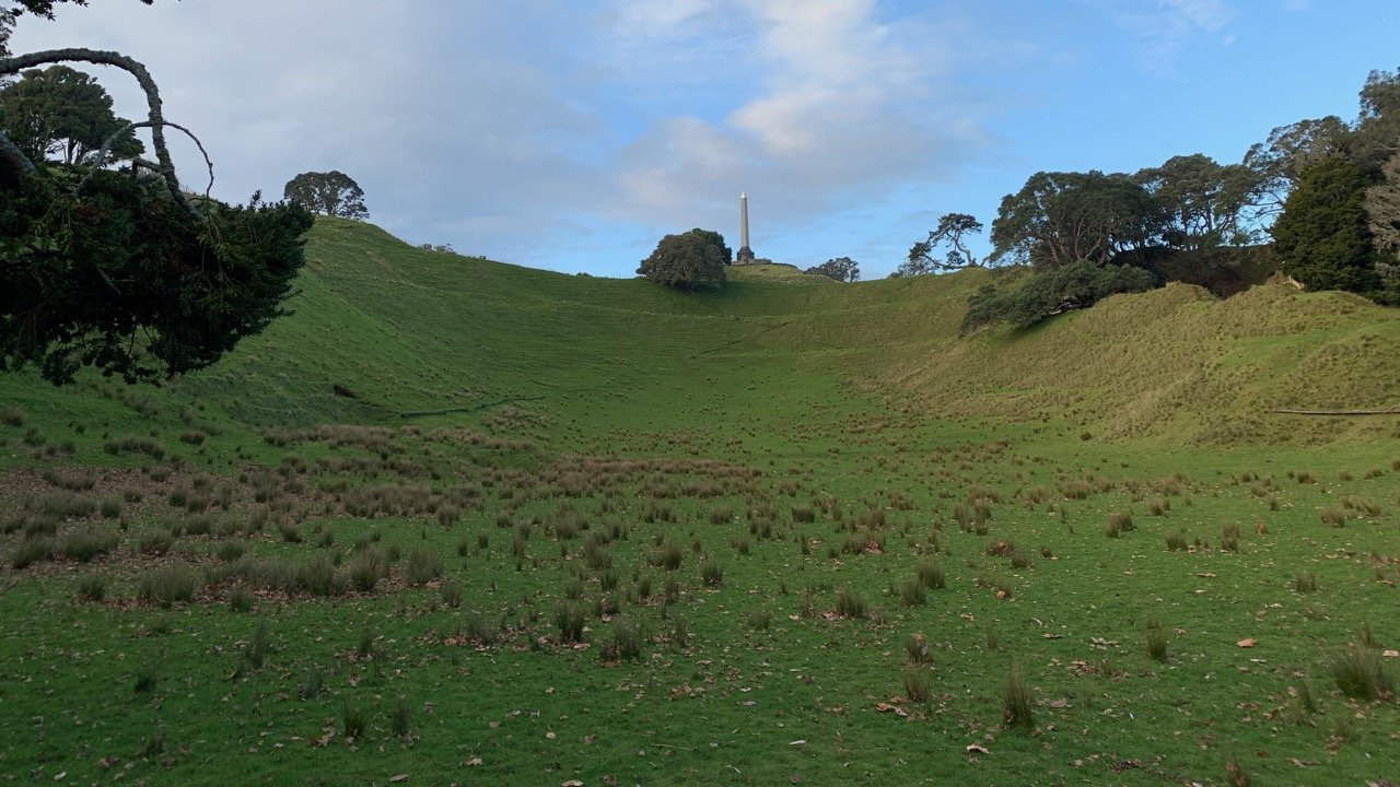 One Tree Hill Crater