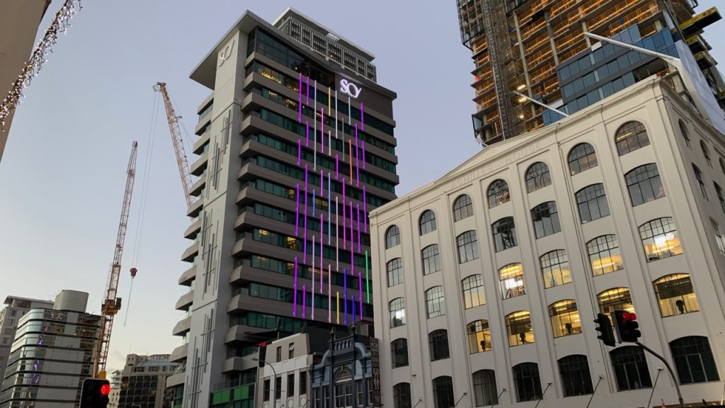 Britomart's SO/ Auckland 5 star hotel in Auckland's CBD