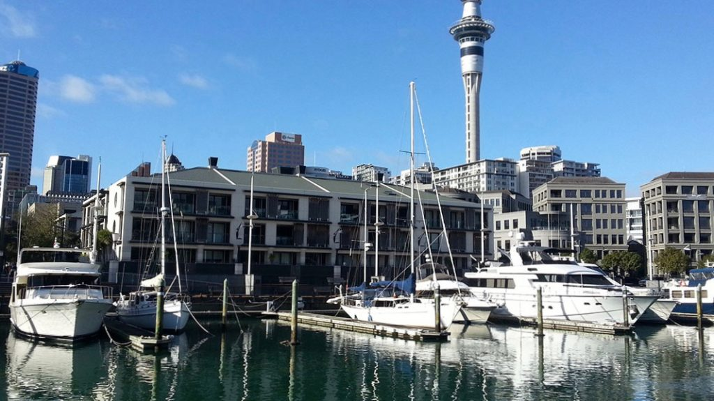 Latitude 37 Serviced Apartment Accommodation in Viaduct Harbour
