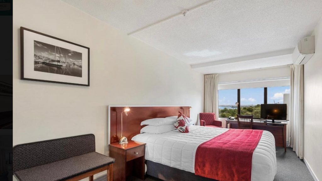 3 star quality hotel in Parnell Auckland.
