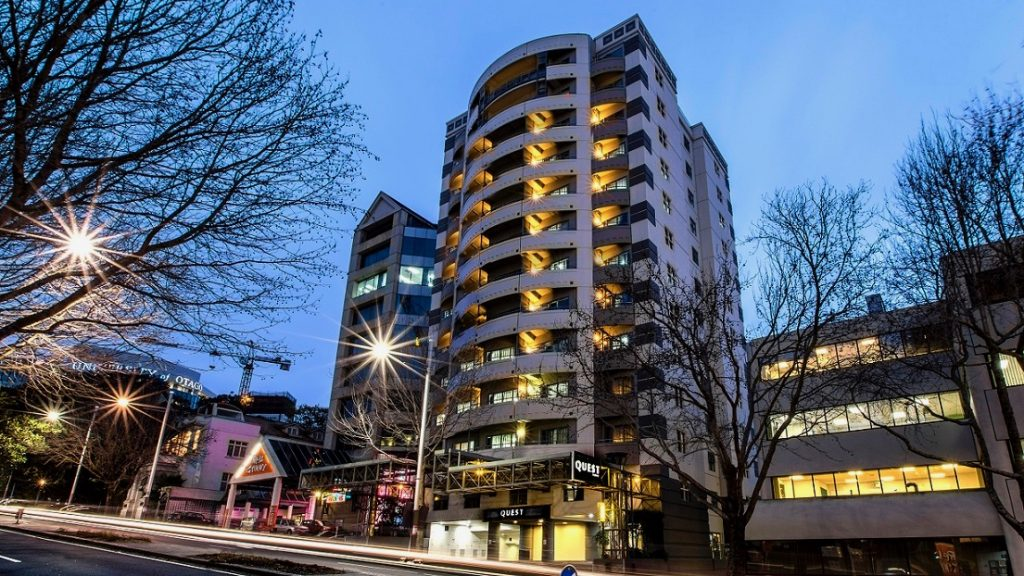 Quest Auckland Serviced Apartment Hotel