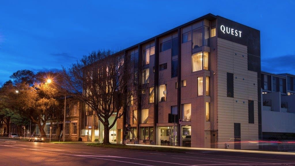 Quest on Beaumont Apartment hotel near Viaduct