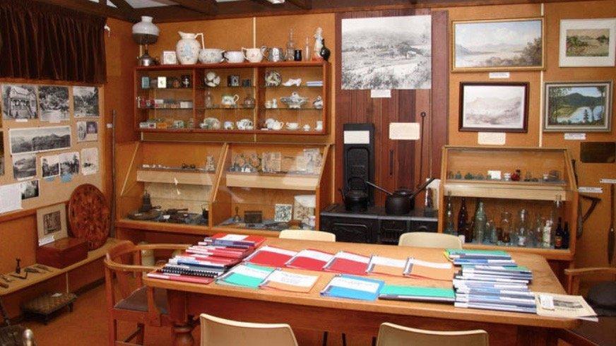 visit Huia Settler Museum