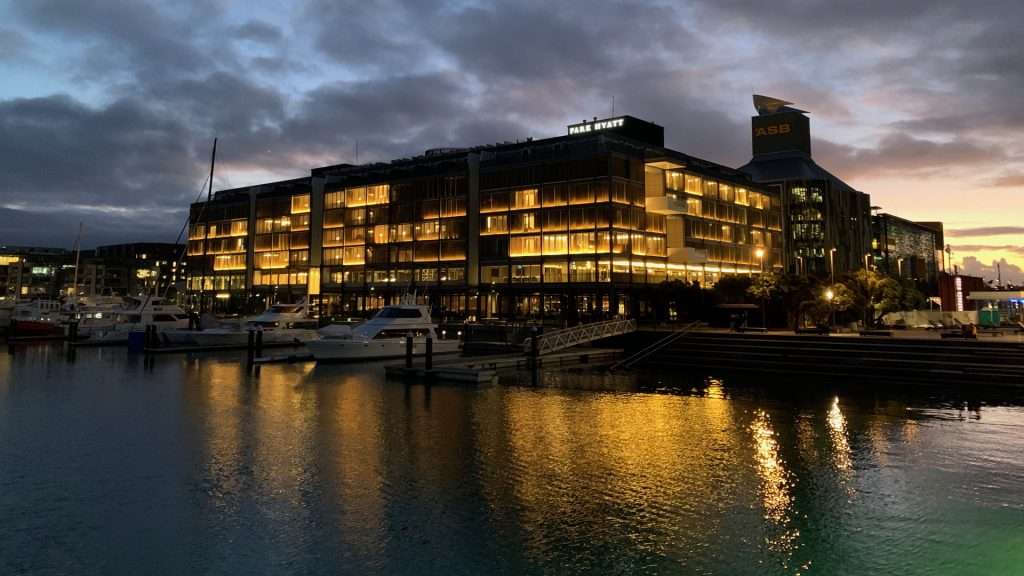 park hyatt 5 star hotel in Auckland