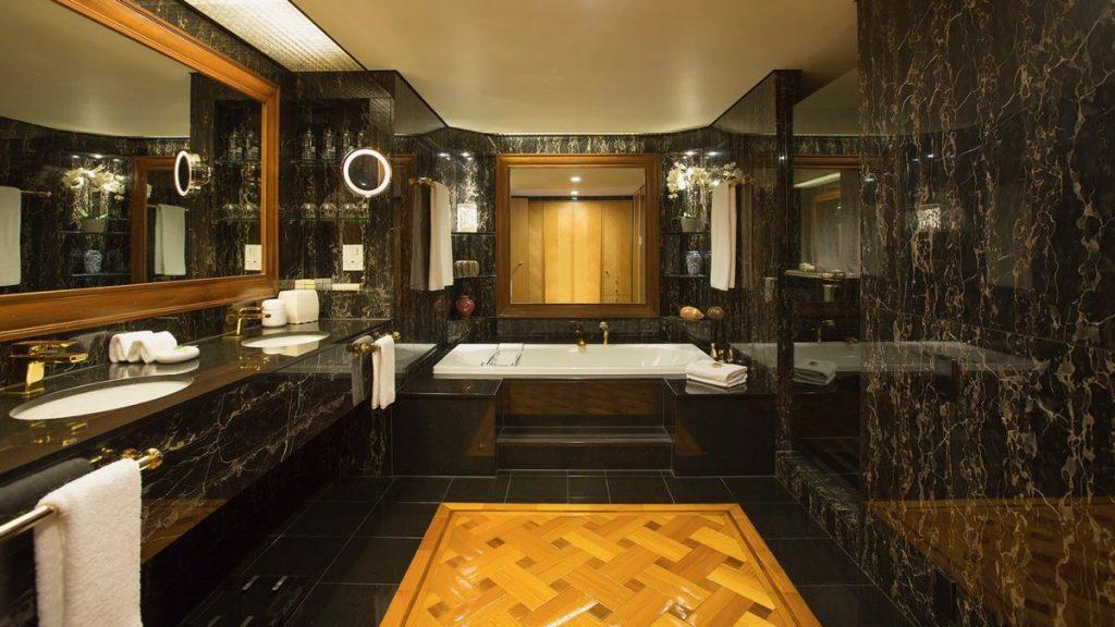 Stamford Plaza Auckland Bathroom