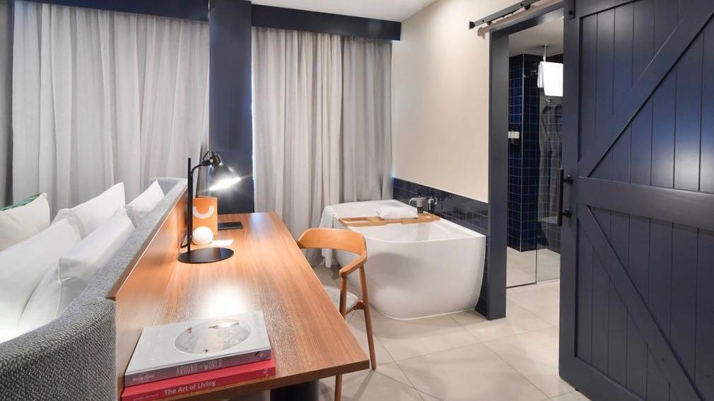 Sudima Hotel Auckland Bath in Room