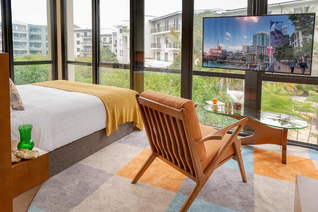 Ohtel Auckland 5 Star luxury hotel